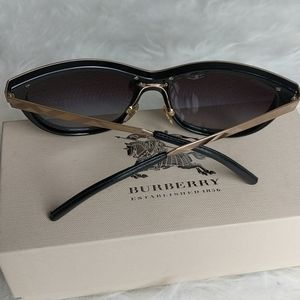 Burberry Bronze Cat Eye Sunglasses